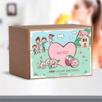 Дизайн коробки Фрутбар