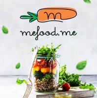 """Логотип """"Mefood.me"""""""