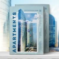 "Дизайн презентации ""Apartaments"""