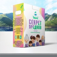 "Дизайн коробки Тайга42 ""Секрет предков"""
