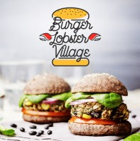 "Логотип ""Burger lobster village"""