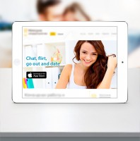 Баннер на Сайт знакомств