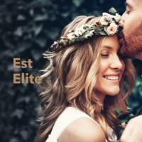 Разработка дизайна веб-сайта для международного агенства знакомств Est Elite.