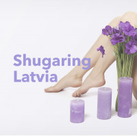 Разработка презентации латвийской косметической компании