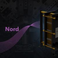 Разработка дизайна для сайта производителя промышленных теплообменников NORD