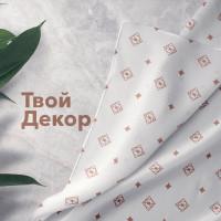 Редизайн логотипа и дизайн паттерна для студии декора