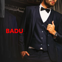 """Разработка дизайна оформления фасада для магазина """"BADU"""""""