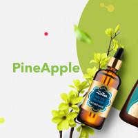 Разработка интернет-магазина для органической косметики PiNEAPPLE