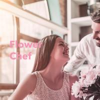 Разработка лендинга для доставки цветов Flower Chef
