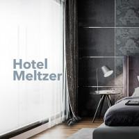 Разработка стилистики и брендинг апарт отеля Мельцер