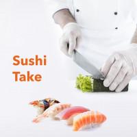 Разработка сайта для франшизы сервиса доставки суши SUSHI TAKE
