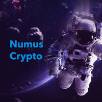 Разработка дизайна и верстка сайта криптовалют Нумус Крипто