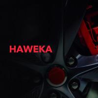 """Разработка дизайна брендирования авто для компании """"HAWEKA"""""""