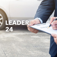Leader 24 дизайн страхового портала