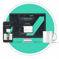 Дизайн сайта ZihiPro