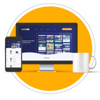 Дизайн сайта AMZoo