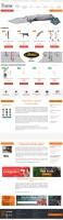 Адаптивный Интернет-магазин dendra.ru + Интеграция с 1С Предприятие 8 (Битрикс Бизнес)
