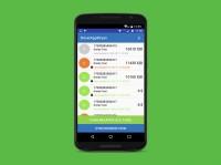 Мобильное приложение для водителей интернет магазина для Android (Java)
