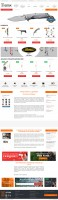 Адаптивный интернет-магазин dendra.ru + Интеграция с 1с:Предприятие 8 (Битрикс Бизнес)