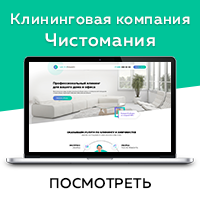Чистомания - клининговые услуги в Москве