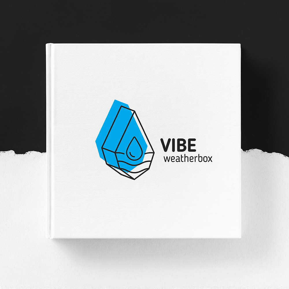 """Логотип """"Vibe"""""""