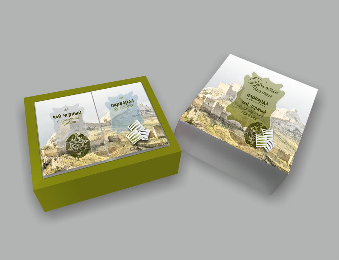 Дизайн коробки сувенирной  чай+парварда (подарочный набор) фото f_2205a61fe4730e16.png