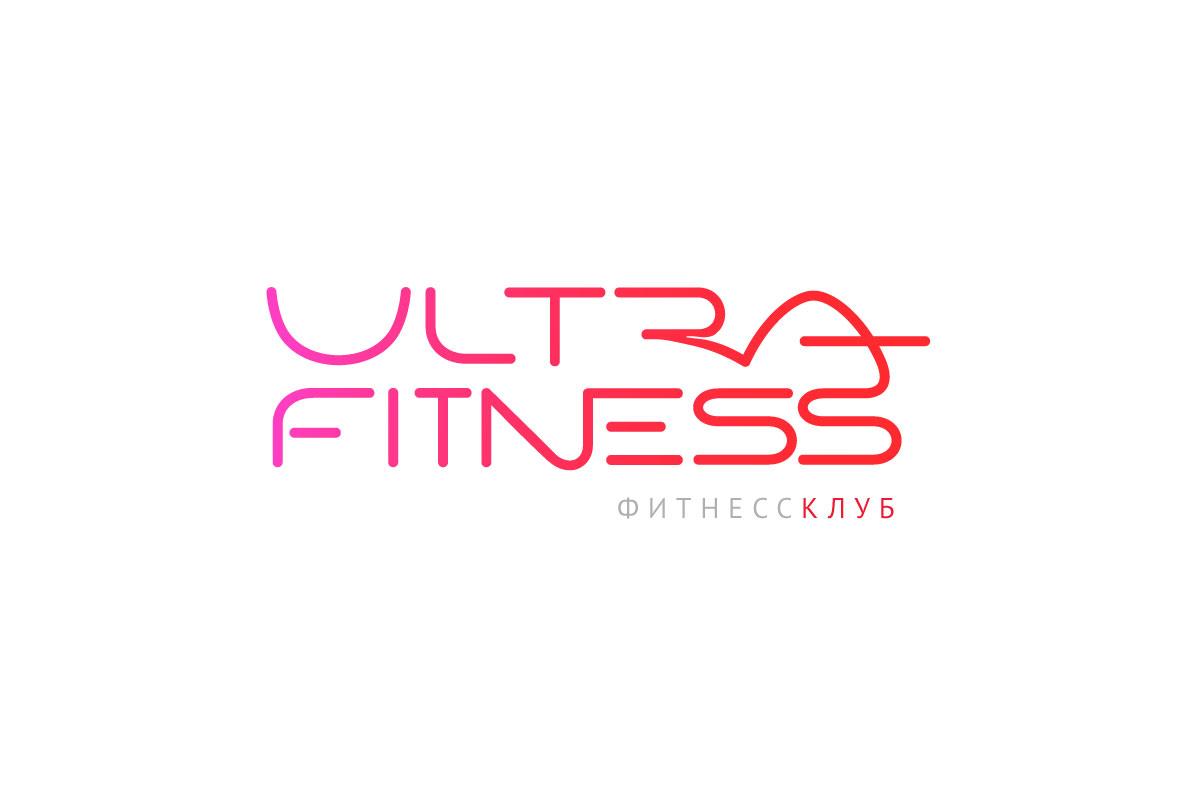Логотип фитнесс центра