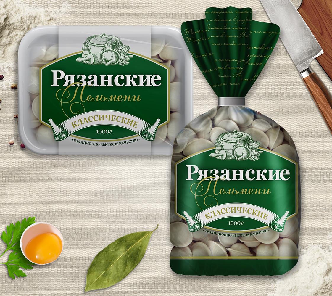Ребрендинг дизайна упаковки для пельменей фото f_0565a61092697eb3.jpg