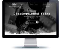 Дизайн сайта студии Video-production