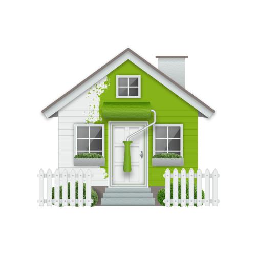 векторная иконка дома