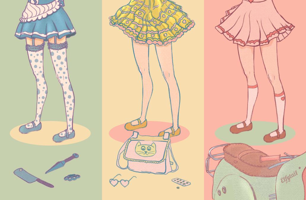 Species of girls