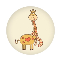 Жираф Скрапучино.