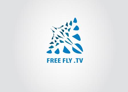 Логотип для общественного интернет-телевидения FreeFly фото f_4f970d0ae3d0b.jpg