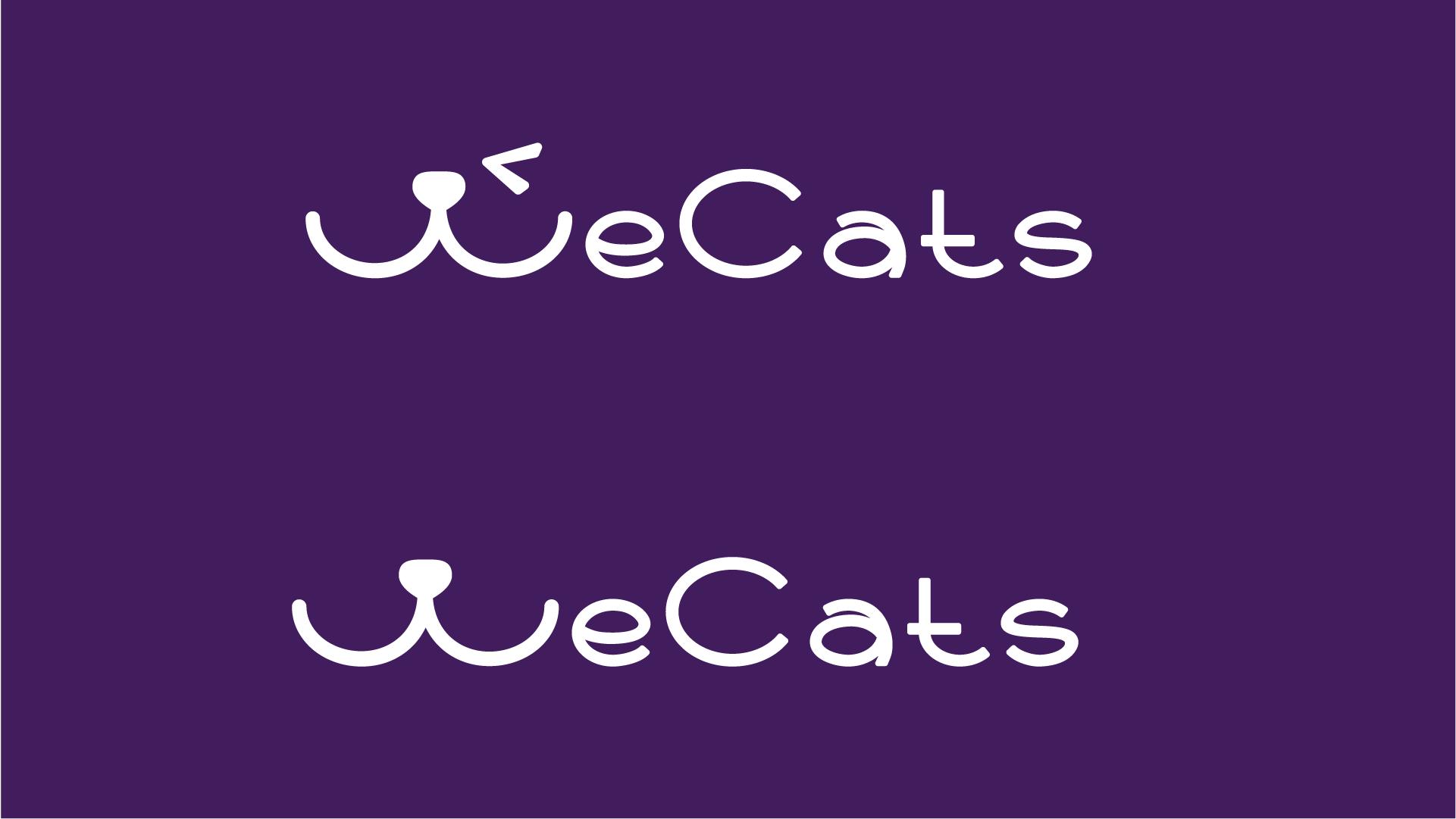Создание логотипа WeCats фото f_0505f192b2fcab60.png
