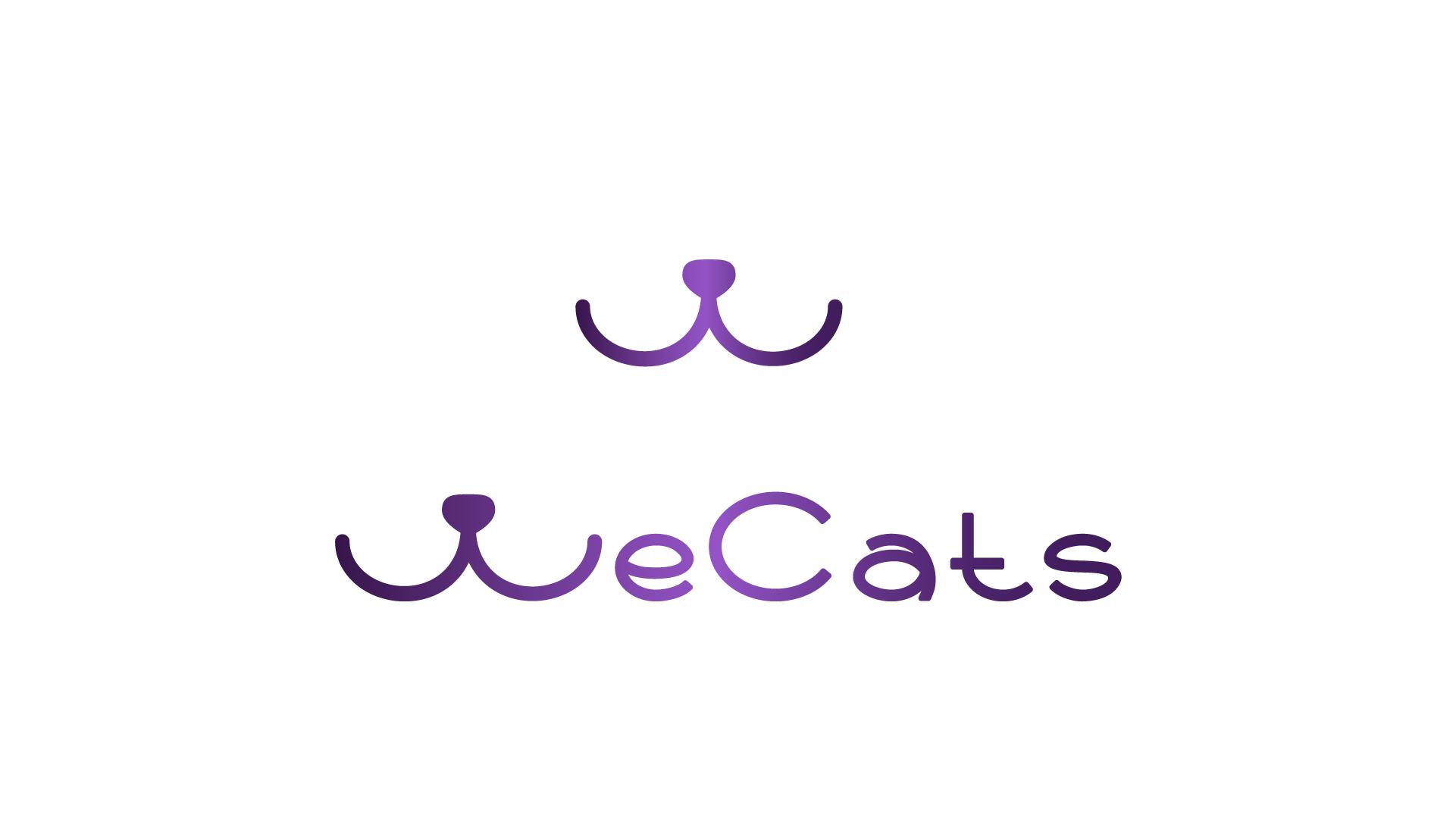 Создание логотипа WeCats фото f_2115f192b3f2b1dd.png
