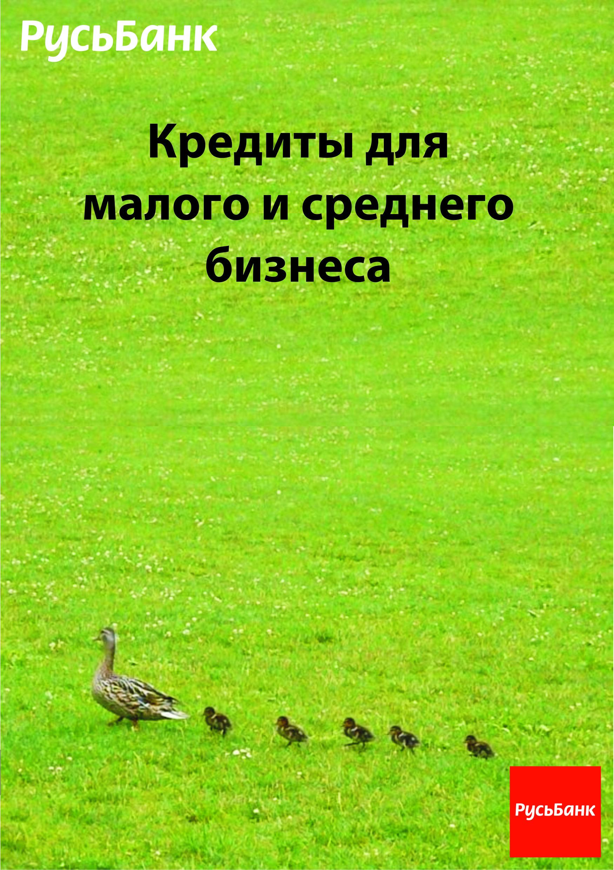 """Конкурсная работа для банка """"РУСЬ""""2"""