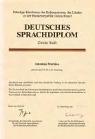 Диплом по немецкому языку