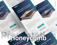 Кейс-презентация веб-каталога «Private Glass Honeycomb»