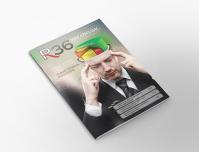 """Дизайн обложки для журнала """"R36 Мегаполис"""""""
