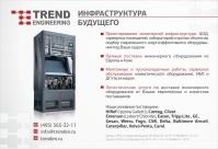 """Рекламный модуль """"Тренд"""""""