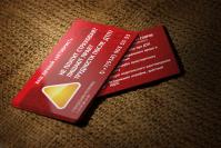 визитка для автоюриста