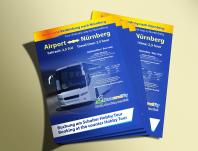 Рекламная листовка для транспортной компании