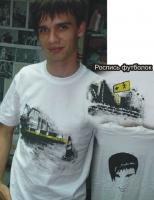 рисунки на футболках