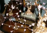 """калажж """"декоративное дерево"""""""