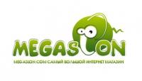 лого для сайта, мегаслон