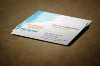 """Визитная карточка для """"Свадебный Арзамас"""""""