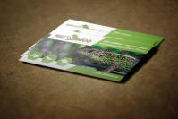 """Визитная карточка для """"Repti Zoo"""""""