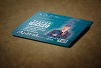 """Визитная карточка для """"Водный Горизонт"""""""