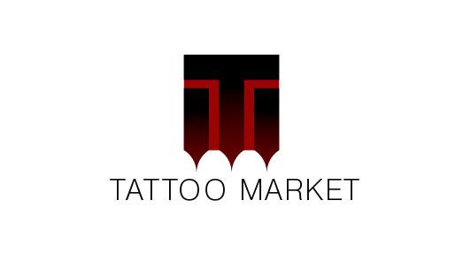 Редизайн логотипа магазина тату оборудования TattooMarket.ru фото f_2665c4c9a42ee9e3.jpg