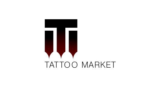Редизайн логотипа магазина тату оборудования TattooMarket.ru фото f_7115c4c9a47686c0.jpg